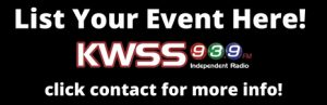 list your event here