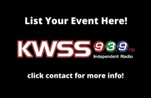 contact to promote your event