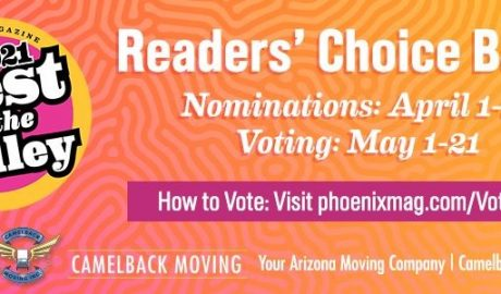 Reader's choice logo